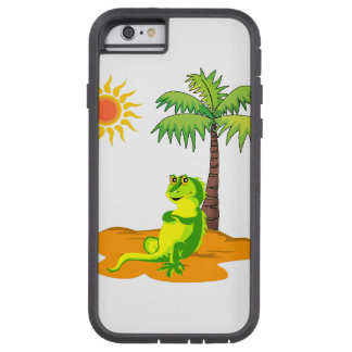 Iguana In The Desert Tough Xtreme iPhone 6 Case