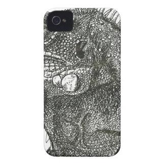 Iguana iPhone 4 Cover