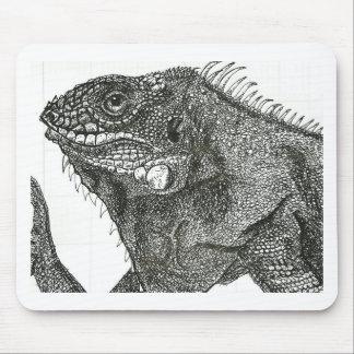 Iguana Mouse Pad