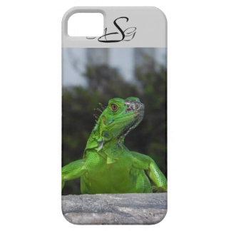 Iguana with Monogram Case-Mate Case