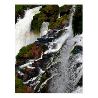 Iguazu Falls 5 Postcard
