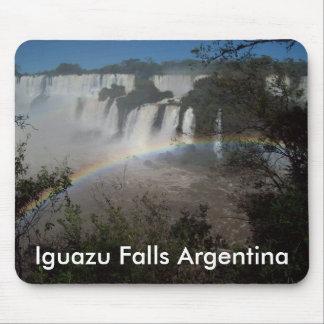 Iguazu Falls Argentina, Iguazu Falls Argentina Mouse Pad