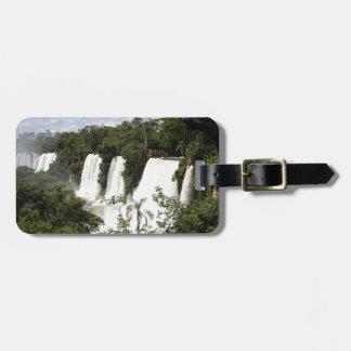 Iguazu Falls, Argentina, South America Luggage Tag