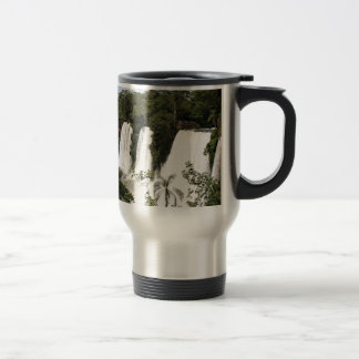 Iguazu Falls, Argentina, South America Travel Mug