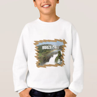 Iguazu Falls exclusive picture! Sweatshirt