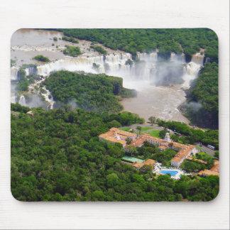 Iguazu falls mouse pad