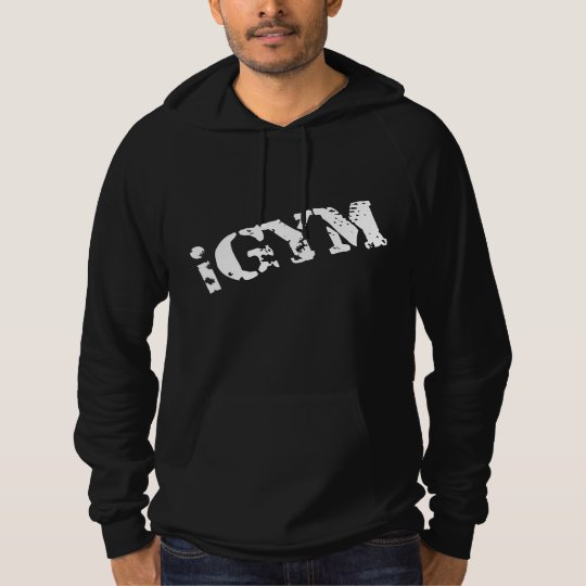 iGym American Apparel California Fleece Pullover