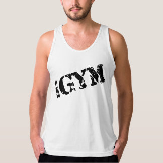 iGym American Apparel Fine Jersey Tank Top