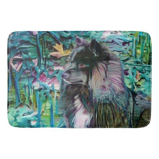 IHANA Finnish Lapphund Lappy crate or bath mats