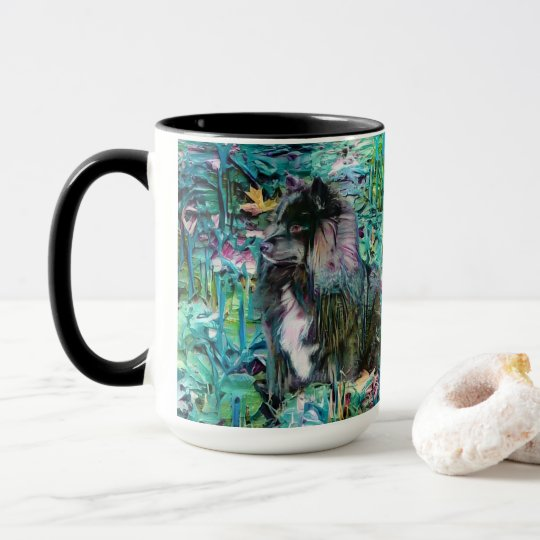 IHANA Finnish Lapphund  mug