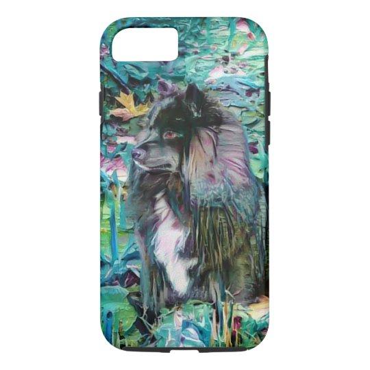IHANA Finnish Lapphund  phone case-choose model iPhone 8/7 Case