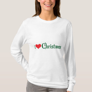iHeart Christmas T-Shirt