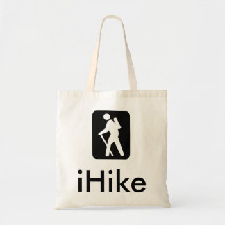 iHike Budget Tote Bag