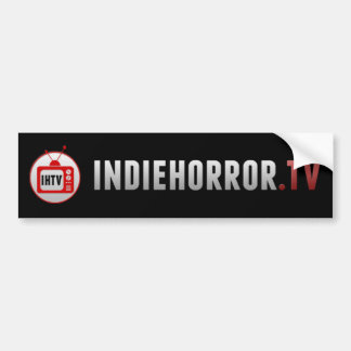 IHTV Bumper Sticker