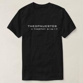 II Timothy 3:16-17 (Theopneustos) T-Shirt