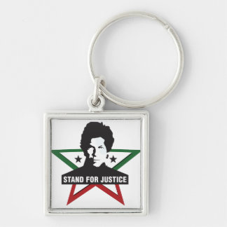 IK-Stand for Justice Keychain