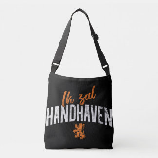 Ik Zal Handhaven Dutch Motto Bag