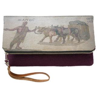 IKARIUS CLUTCH BAG