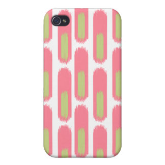 Ikat Diamond59 Covers For iPhone 4