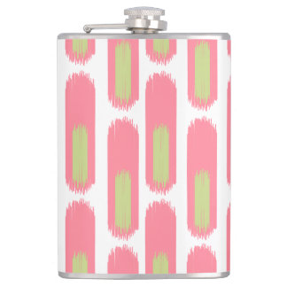 Ikat Diamond59 Hip Flask