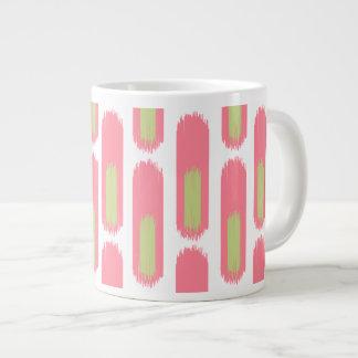 Ikat Diamond59 Large Coffee Mug