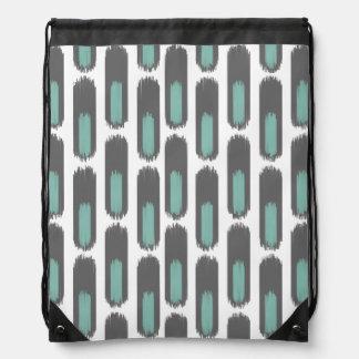 Ikat Diamond59 New Drawstring Bag