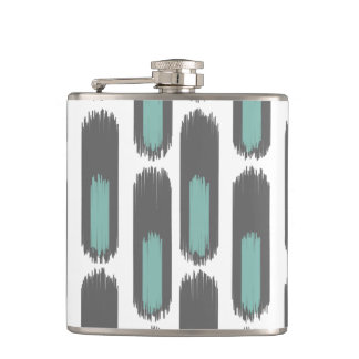 Ikat Diamond59 New Hip Flask