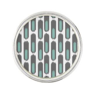 Ikat Diamond59 New Lapel Pin