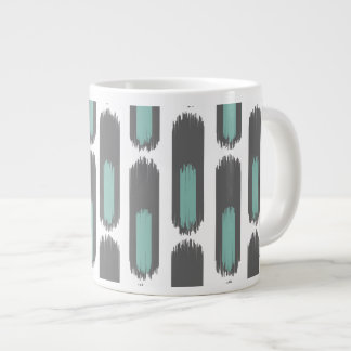 Ikat Diamond59 New Large Coffee Mug