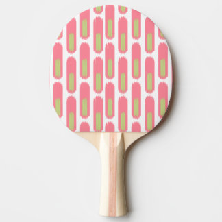 Ikat Diamond59 Ping Pong Paddle