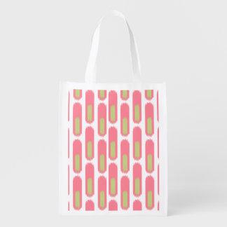 Ikat Diamond59 Reusable Grocery Bag