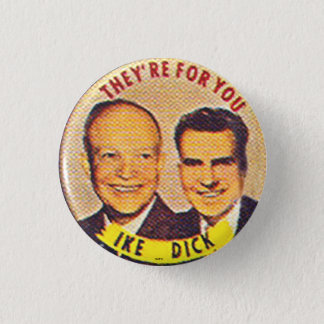 Ike-Dick - Button