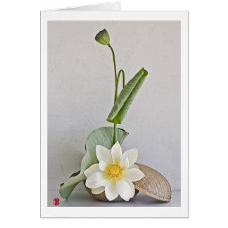 Ikebana-042 Card