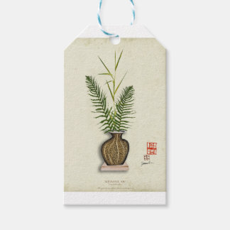 ikebana 14 by tony fernandes pack of gift tags