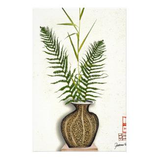 ikebana 14 by tony fernandes stationery