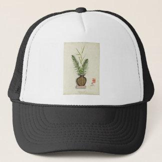 ikebana 14 by tony fernandes trucker hat
