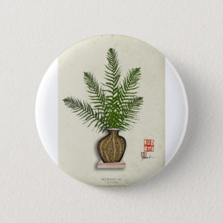 ikebana 15 by tony fernandes 2 inch round button