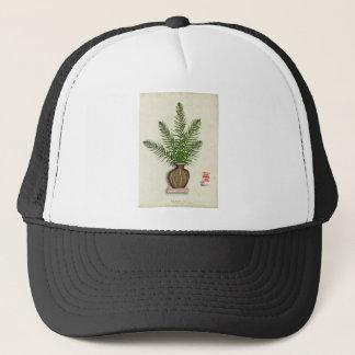 ikebana 15 by tony fernandes trucker hat