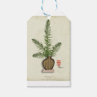 ikebana 16 by tony fernandes pack of gift tags
