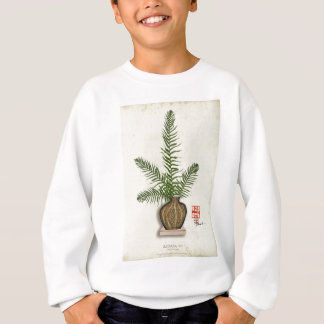 ikebana 16 by tony fernandes sweatshirt