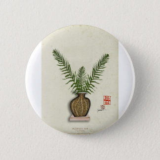ikebana 17 by tony fernandes 2 inch round button