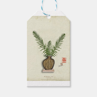 ikebana 17 by tony fernandes pack of gift tags