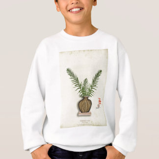 ikebana 17 by tony fernandes sweatshirt