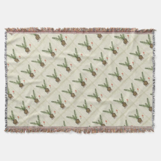 ikebana 17 by tony fernandes throw blanket