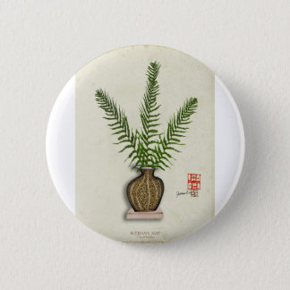 ikebana 18 by tony fernandes 2 inch round button