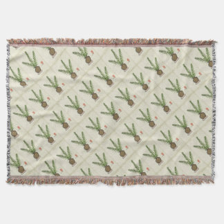 ikebana 18 by tony fernandes throw blanket
