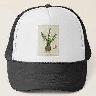 ikebana 18 by tony fernandes trucker hat