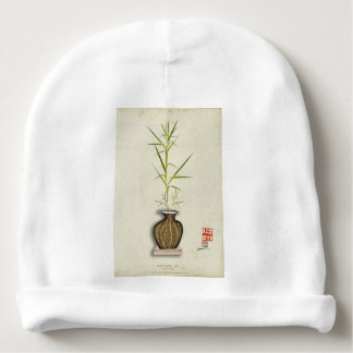 ikebana 19 by tony fernandes baby beanie