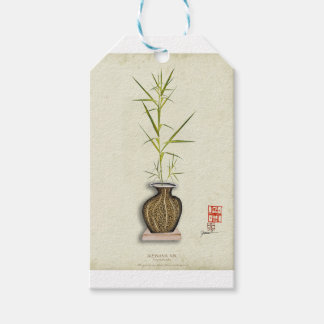ikebana 19 by tony fernandes pack of gift tags