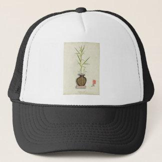 ikebana 19 by tony fernandes trucker hat